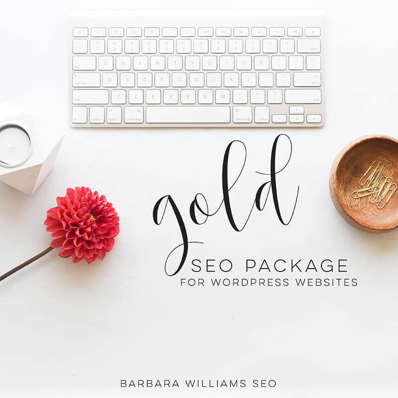 Gold SEO Package product