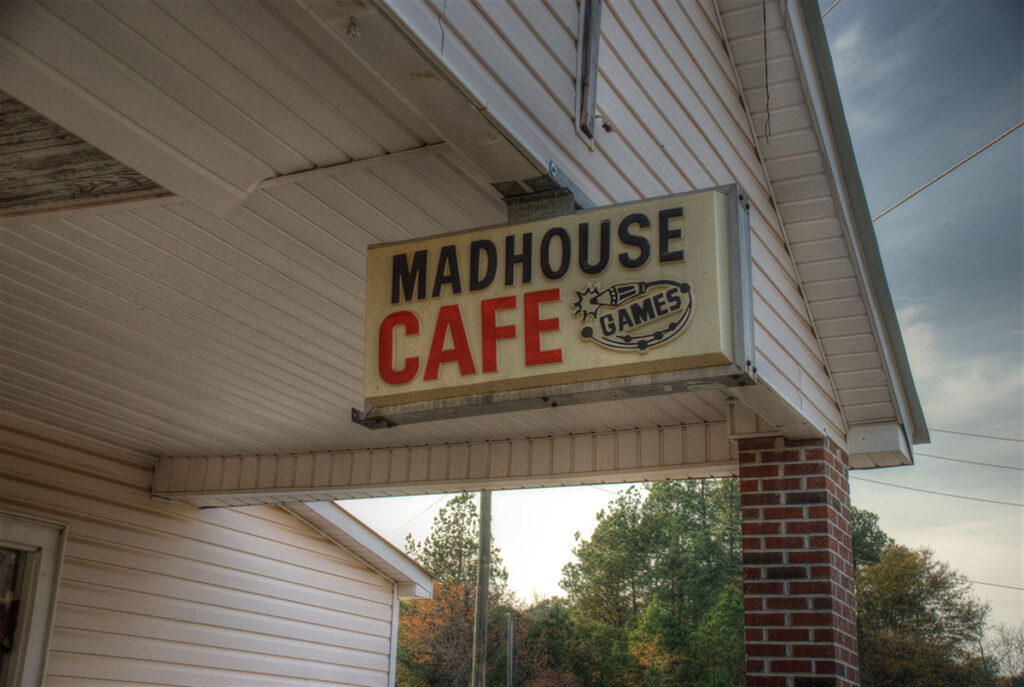 Madhouse Cafe Little Chicago Spartanburg County about Barbara