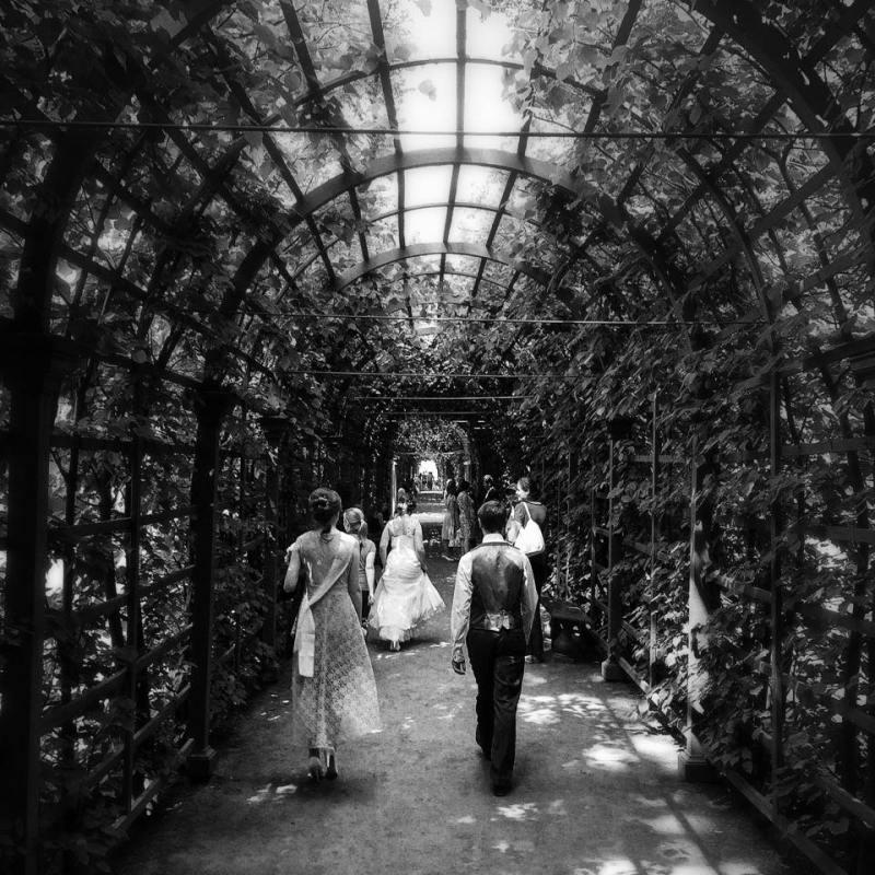 bride @ Summer Garden