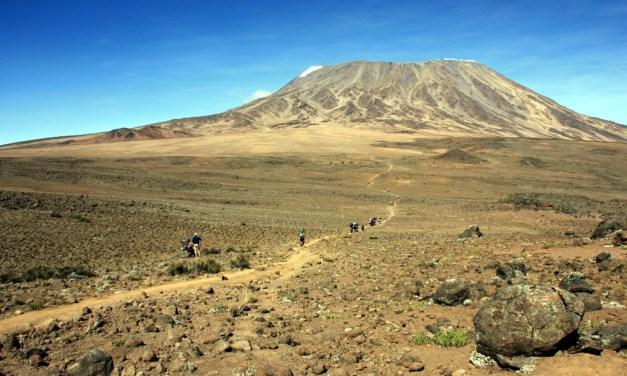 Kilimanjaro Climbing Routes