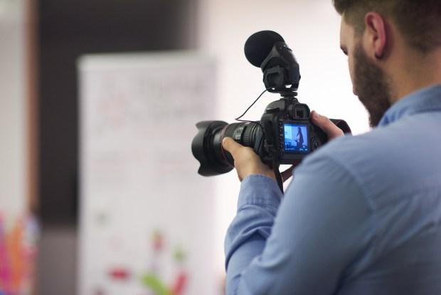 Videographer/recording