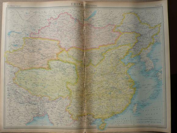 China Political 1922