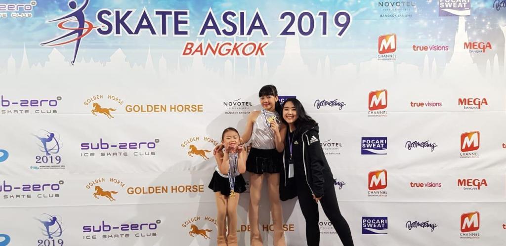 BX Rink di Skate Asia 2019 Bangkok Thailand