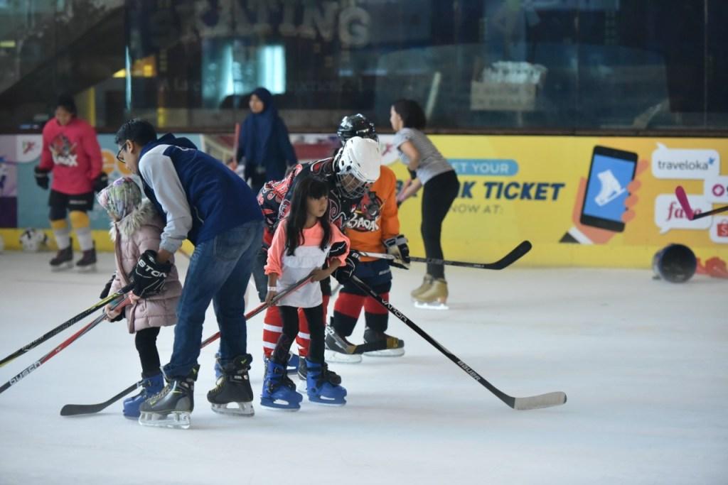 World Girls Ice Hockey Weekend 2019 at BX Rink Bintaro Jaya Xchange Ice Skating Rink - 13