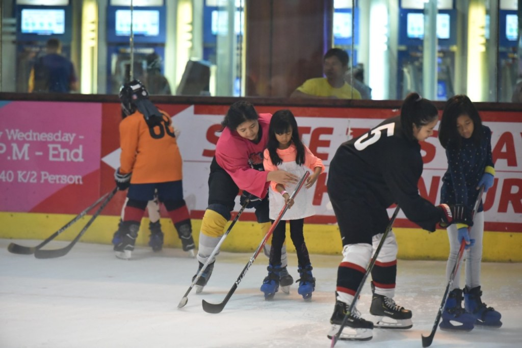 World Girls Ice Hockey Weekend 2019 at BX Rink Bintaro Jaya Xchange Ice Skating Rink - 17