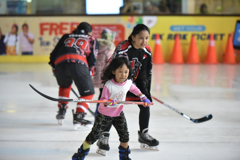 World Girls Ice Hockey Weekend 2019 at BX Rink Bintaro Jaya Xchange Ice Skating Rink - 19