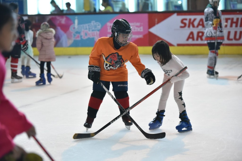 World Girls Ice Hockey Weekend 2019 at BX Rink Bintaro Jaya Xchange Ice Skating Rink - 24