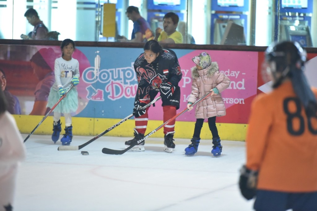 World Girls Ice Hockey Weekend 2019 at BX Rink Bintaro Jaya Xchange Ice Skating Rink - 25