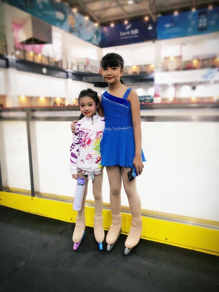 BX Rink Figure Skating Team - Skate Indonesia 2019 Oasis Centre Arena - 17