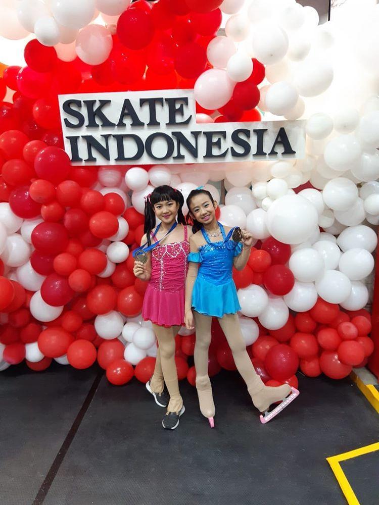 BX Rink Figure Skating Team - Skate Indonesia 2019 Oasis Centre Arena - 6