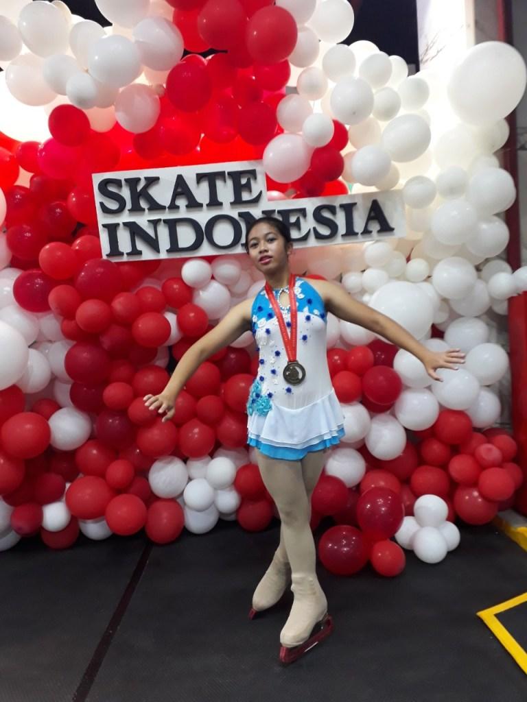 BX Rink Figure Skating Team - Skate Indonesia 2019 Oasis Centre Arena - Clearesta Lacita Queena - 4