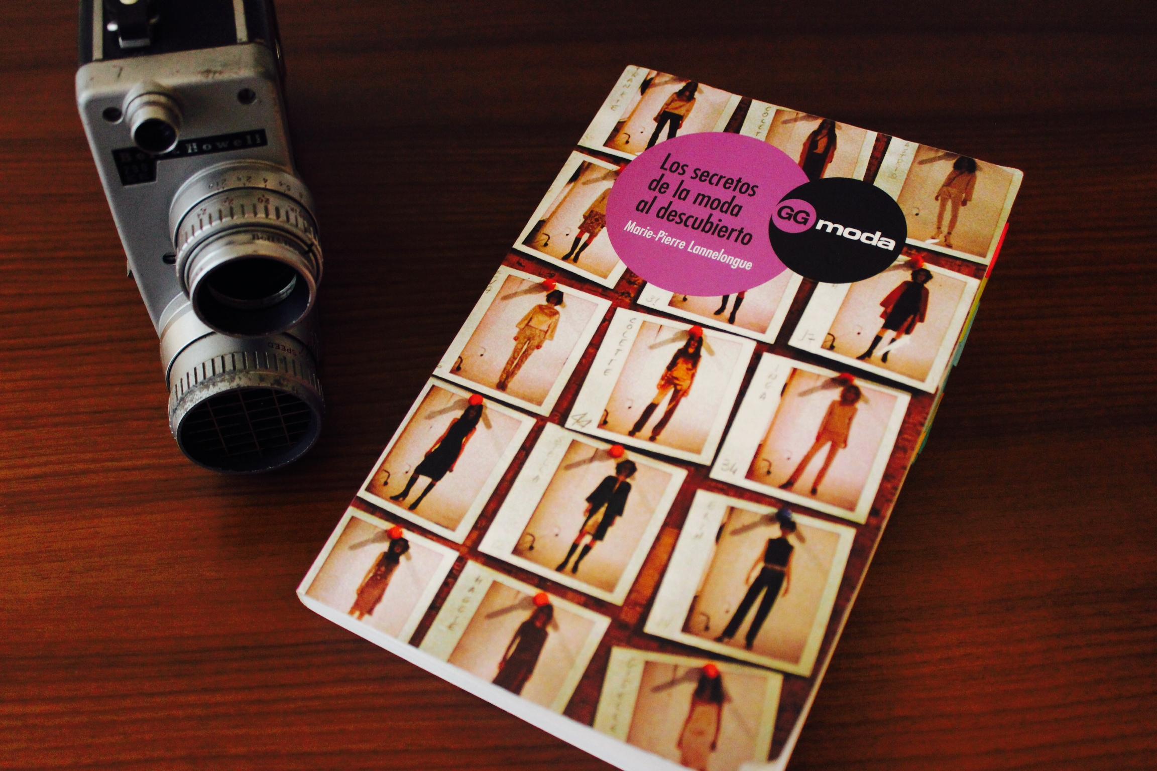 Libro recomendado: Los Secretos de la Moda al Descubierto, por Marie-Pierre Lannelongue