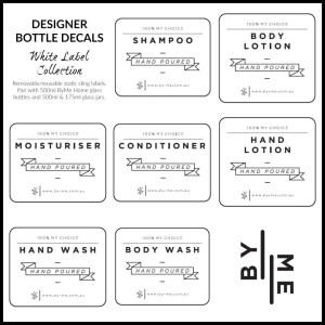 Waterproof Decals & Labels
