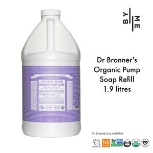 Dr Bronners Organic Pump Soap Refill