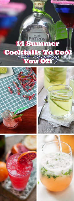 14 Summer Cocktails To Cool You Off