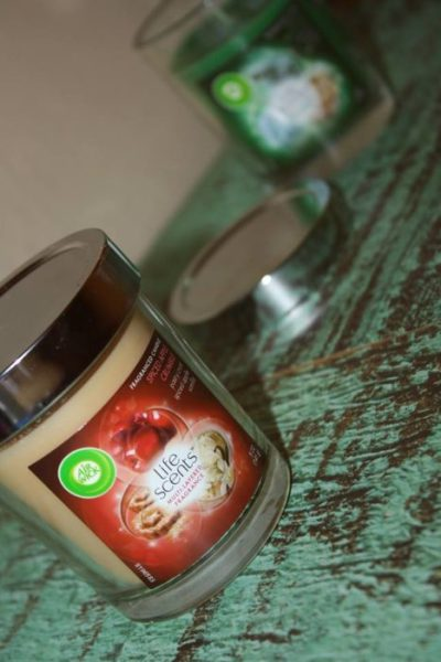 Air Wick Life Scents Holiday Collection Review