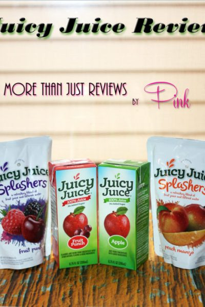 Juicy Juice Review