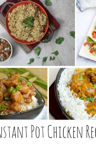 36 Instant Pot Chicken Recipes