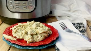How To Make Chicken Alfredo in The Instant Pot