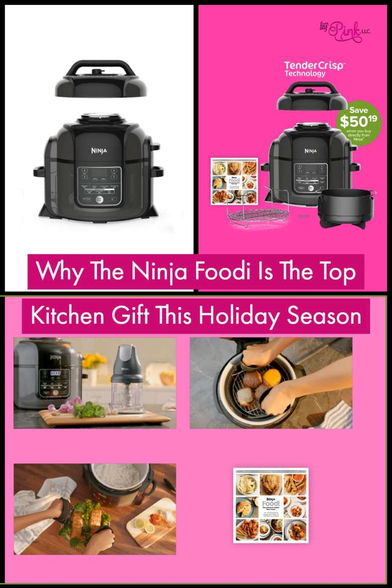 Last year the world was hit by a world wind from the Instant Pot, and this year the Ninja Foodi is ramping up speed! The Ninja Foodi is going to be the top foodie gift this holiday season on so many peoples wishlist!