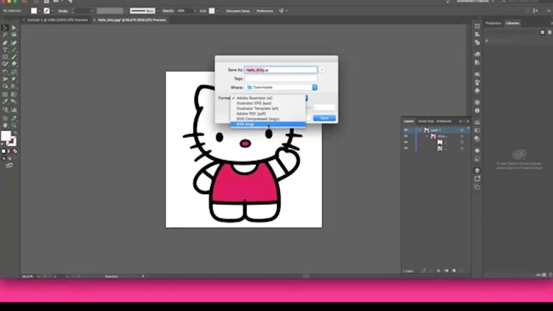 I walk you through how in Adobe Illustrator, and How To Convert An Image To SVG so you can use it in Cricut Design Space. #cricutdesignspace #converttosvg