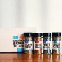 The Spice Lab Seasoning Collection - Ultimate Culinary Gift Set - Perfect for All Around Cooking
