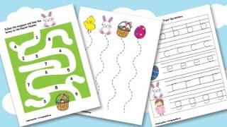 Easter Printables for Kids