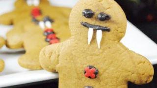 Gingerbread Vampires