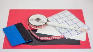 How To Make A Santa Cam Ornament Paper Craft