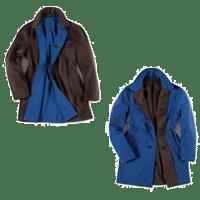 manteaux blousons