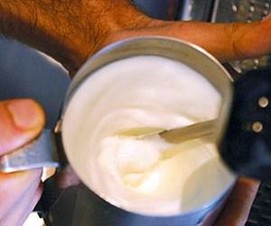 milk vortex