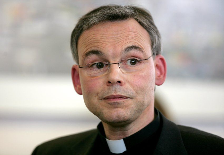 "Ist bald seinen Titel als ""Megalomane des Jahres"" los:  Franz-Peter Tebartz-van Elst"
