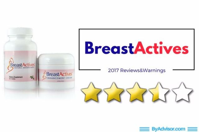 Breast Actives Reviews Byadvisor