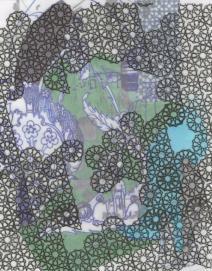 pattern collage (verso)
