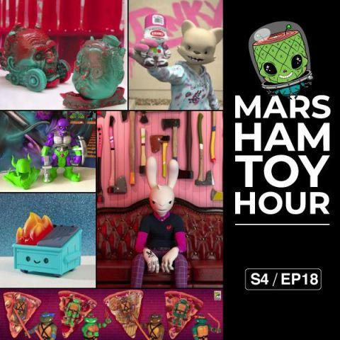 Mars Ham Toy Hour