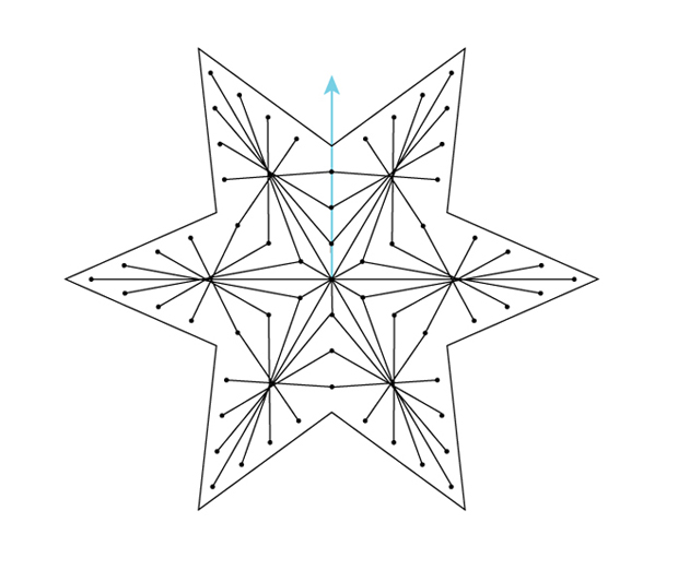 String-art-star-how-to-finish