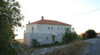Villa for Sale Bekhaaz Jbeil ;Deluxe Construction is about 600 Sqm