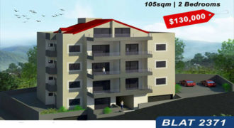 Apartment for Sale Blat Jbeil Area 105Sqm