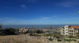 Land for Sale Bentael Jbeil Area 991Sqm