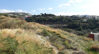 Land for Sale Blat Jbeil Area 836Sqm