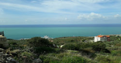 Land for Sale Rayhane Jbeil Area 830Sqm