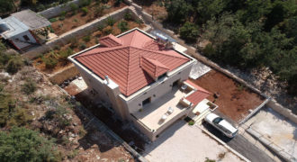 Villa for Sale Mechmech Jbeil ;Deluxe Construction is about 329 Sqm