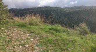 Land for Sale Daher Abi Yaghi Batroun Area 10832Sqm