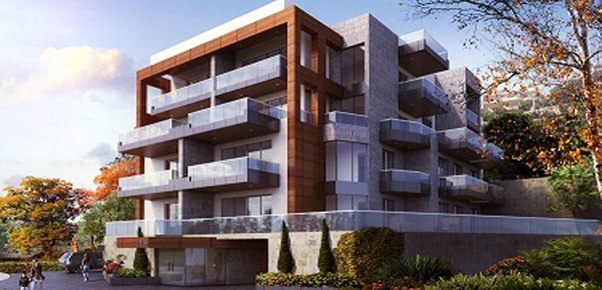 Apartment for Sale Fidar ( Halat ) Jbeil B1 Floor Area 182Sqm and 100 Sqm Terraces