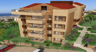 Apartment for Sale Blat Jbeil Second Floor Area 138Sqm and 123Sqm Roof