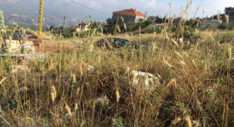 Land for Sale Aaqoura ( Laqlouq ) Jbeil Area 1660Sqm