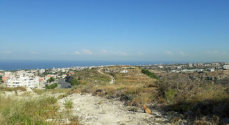 Land for sale Hboub Jbeil Area 790Sqm