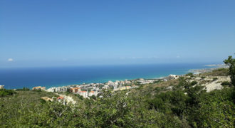 Land for Sale Fidar ( Halat ) Jbeil Area 682Sqm