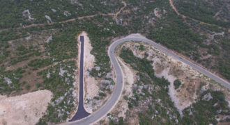 Land for Sale Douma Batroun Area 1445Sqm