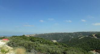 Land for Sale Aabeidat Jbeil Area 2900Sqm